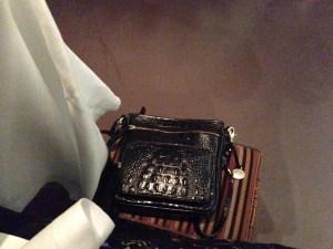 nice purse stool
