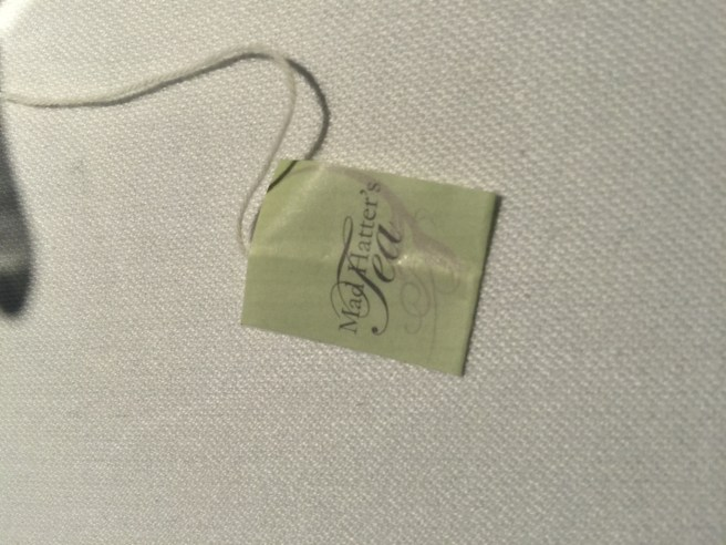 tea bag tag
