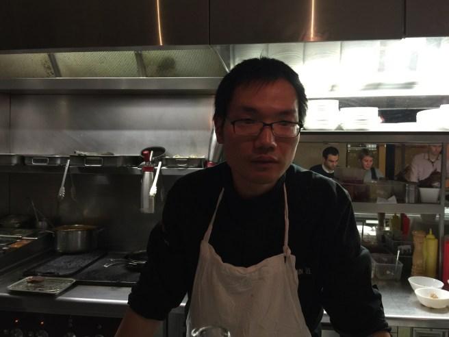 Chef Nohsun Lee