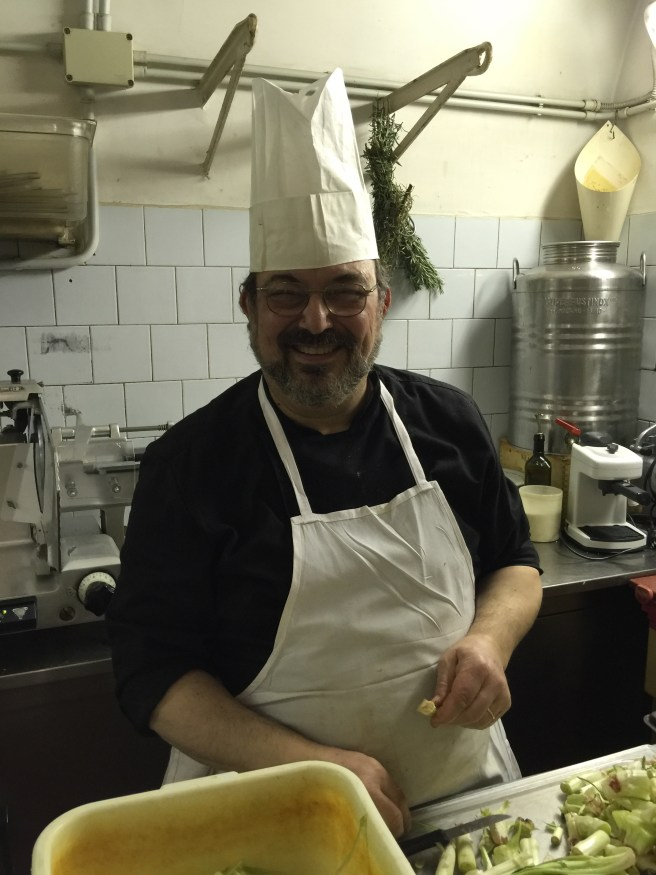 Chef Elio Mariani