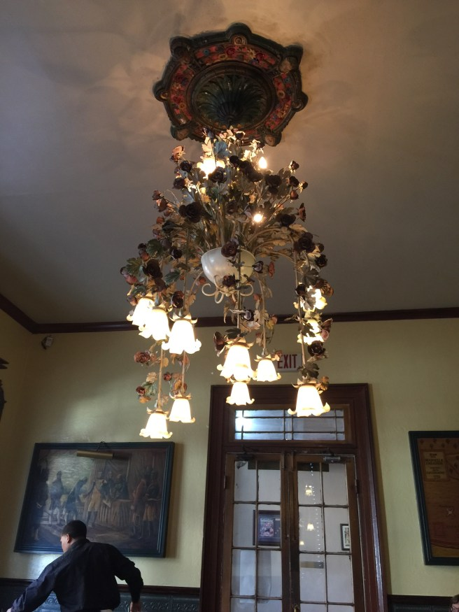 great chandelier