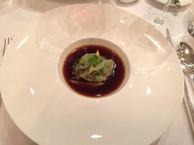 Goulash soup (Bocuse d'Or Lyon 2013)