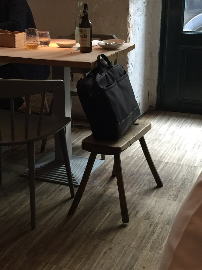 variety of purse stool shapes and sizes