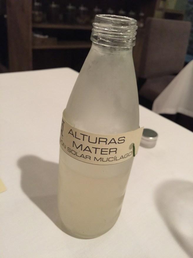 Solar Mucilage: O. I. Water, Theobromas