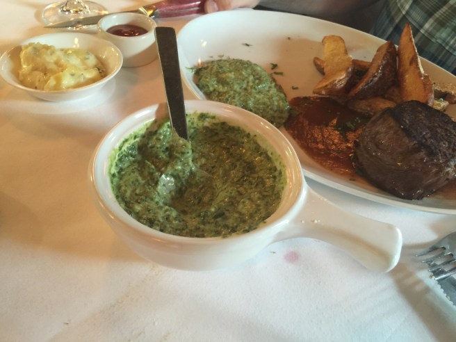 Classic creamed spinach