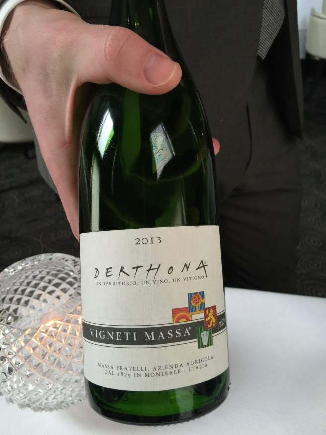 wine with veal