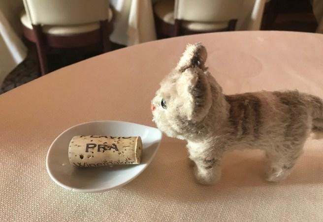 Frankie liked the wink cork holder