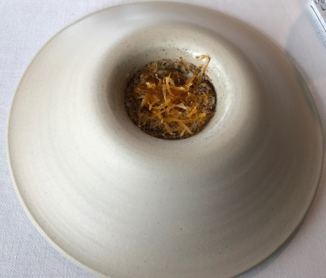 Potato, coffee, mimolette