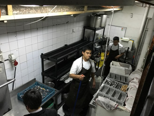 some of the kitchen