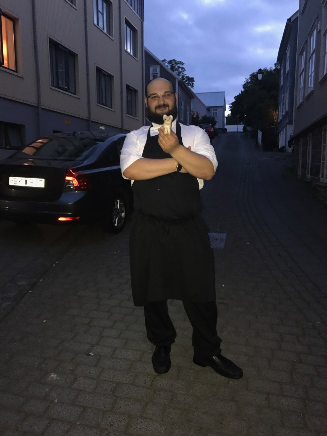 Chef Kirill Ter-Martirosol