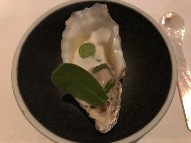 Blue Pool oyster