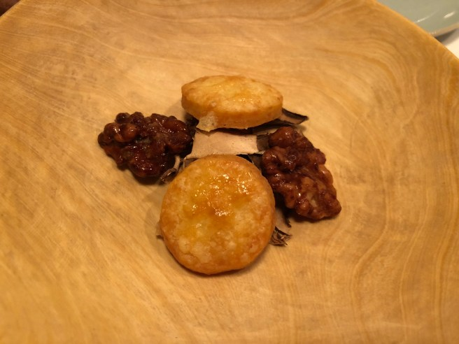 biscuits and nuts
