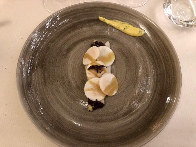 mushroom and bearnaise
