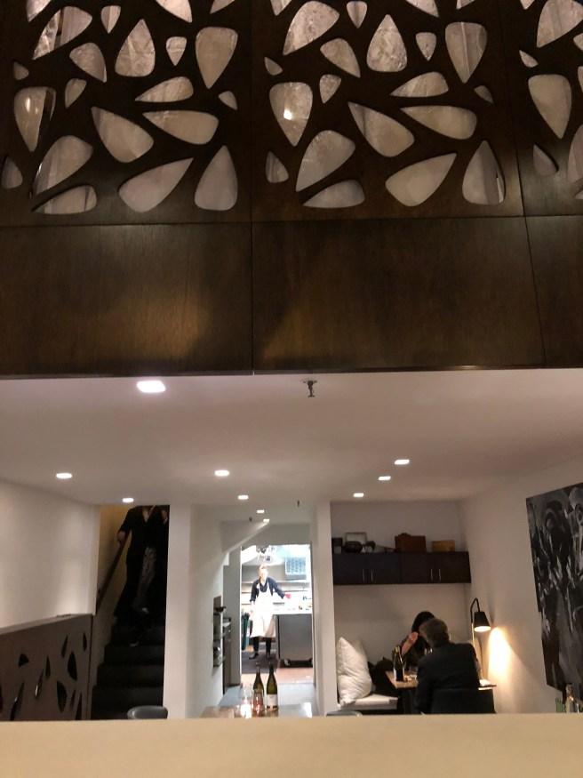 interior downstairs