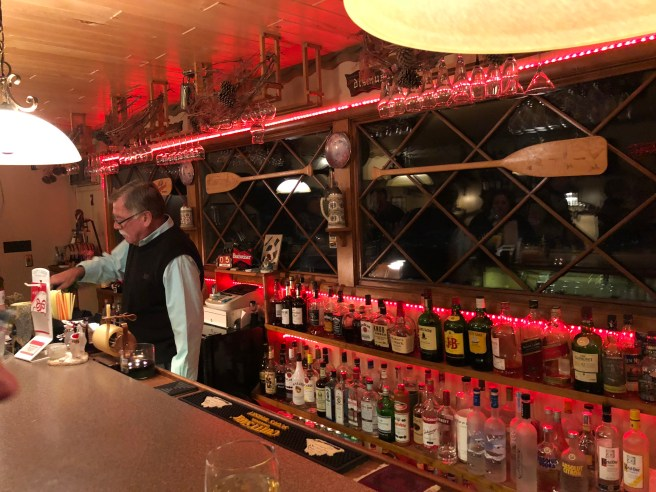 Owner and bartender