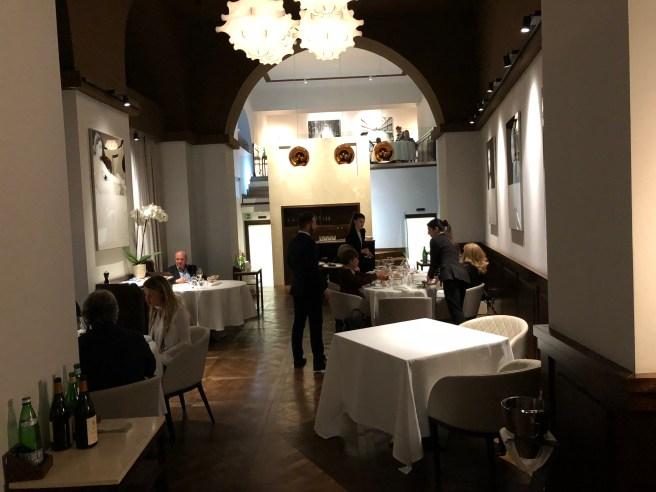 street level dining room
