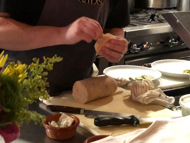 foie gras roll