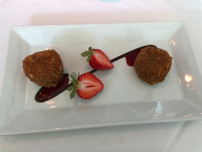 cheesecake balls