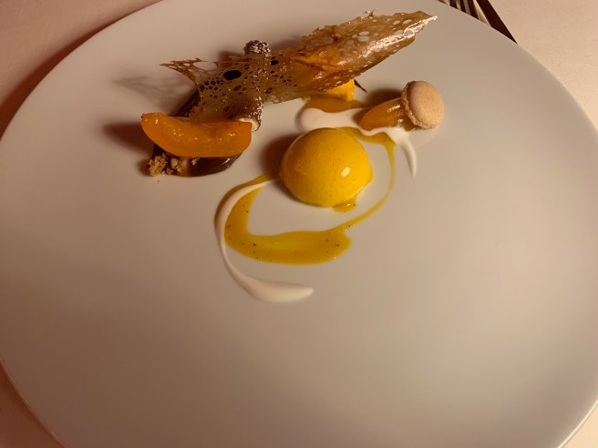 Semolina Almonds, Austrian Apricots