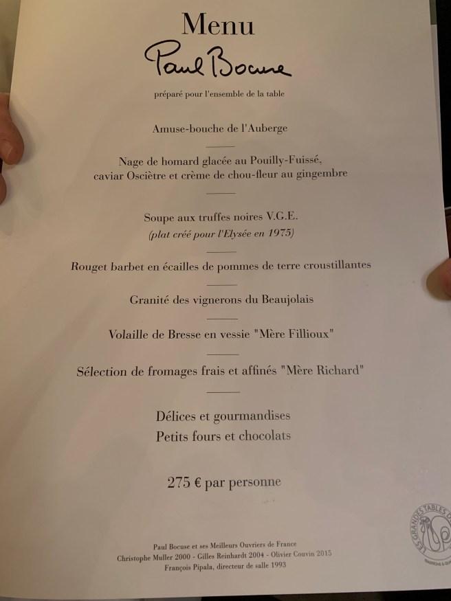 menu 3 (French)