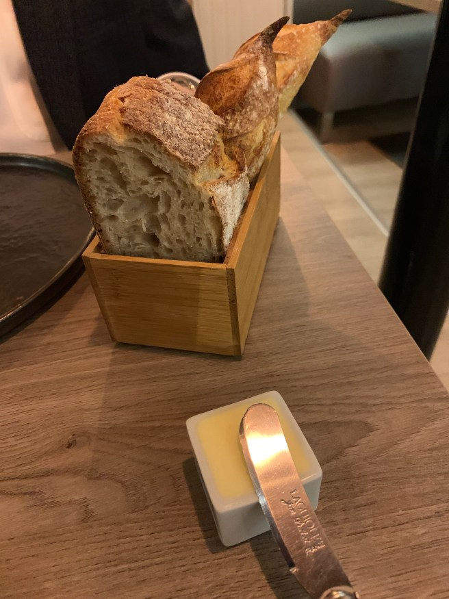bread and butter