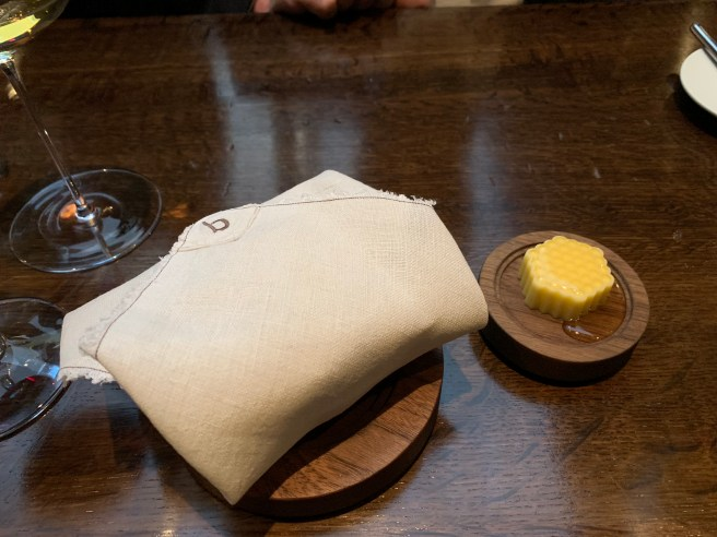 bread and butter presentation