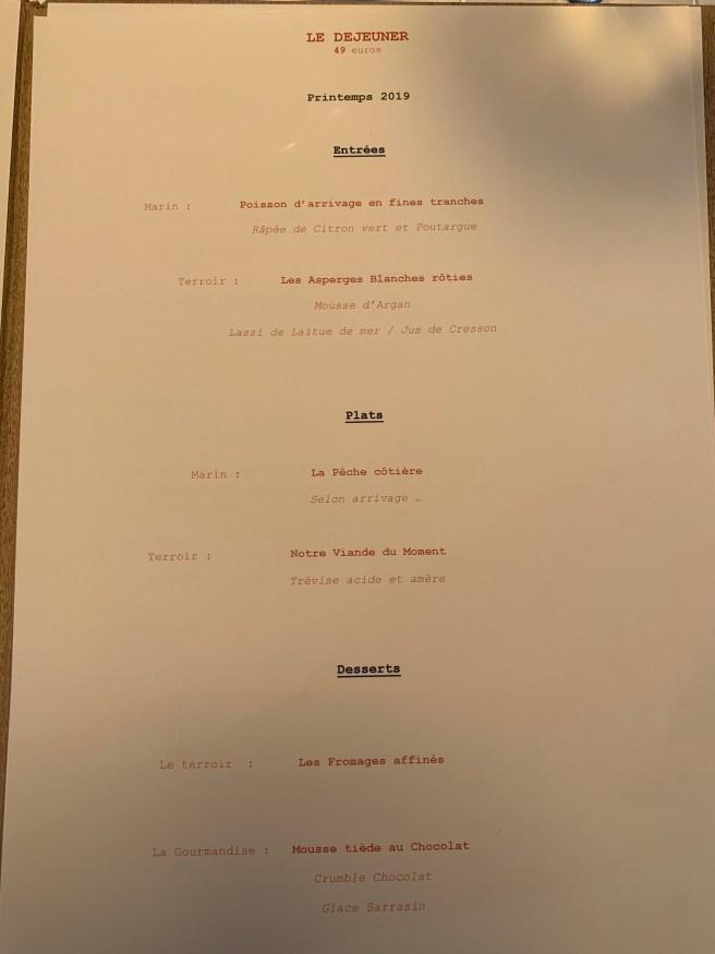 menu 3