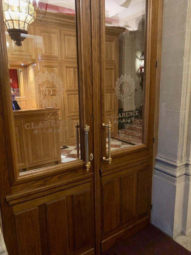 entry
