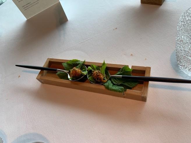 carrot, ponzu, aegopodium