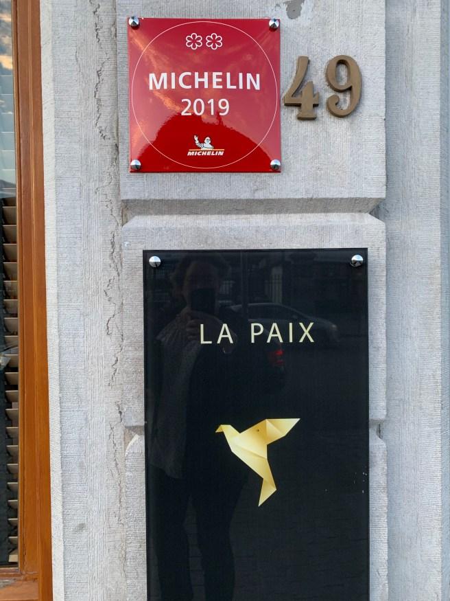signs by door