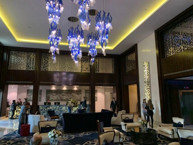 htoel lobby