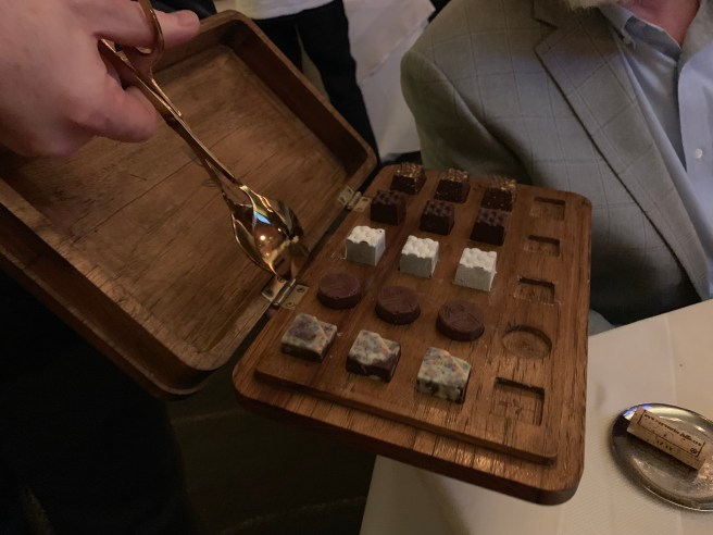 chocolate selections box