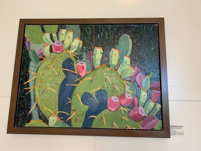 art by George W. Bush