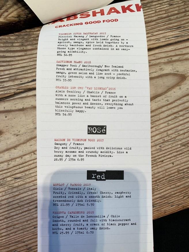 menu 7
