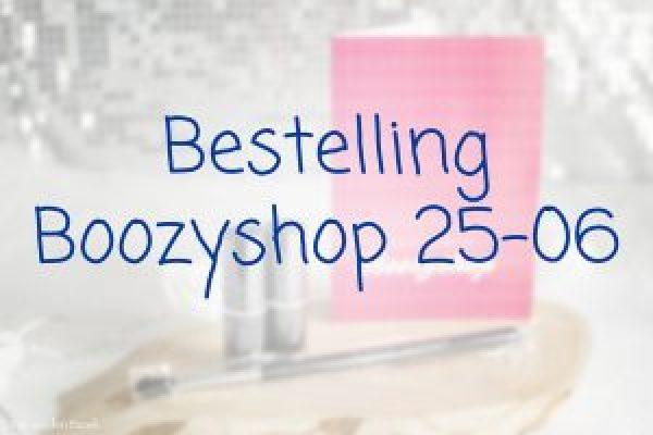 Bestelling Boozyshop