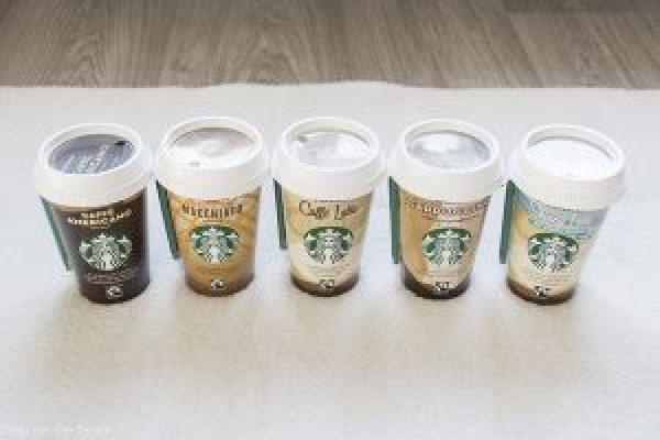 Starbucks ijskoffie