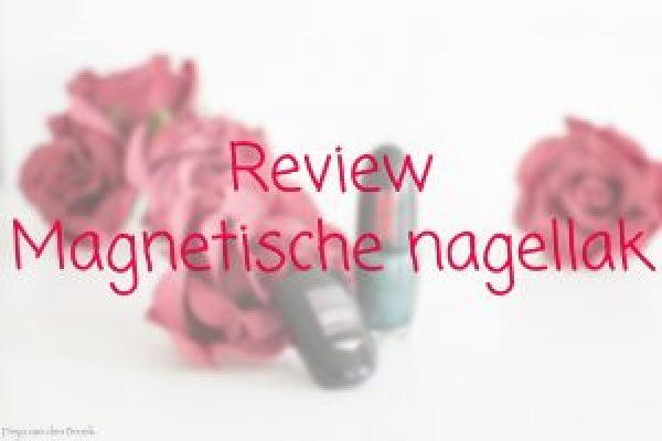Magnetische nagellak
