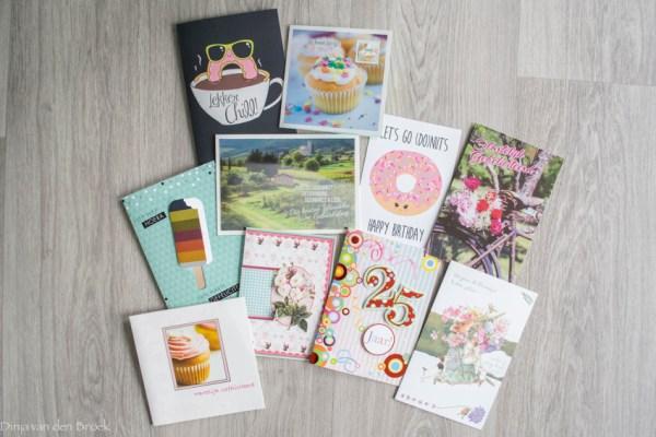 Personal: verjaardagscadeautjes