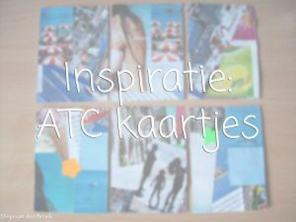 Inspiratie: ATC kaartjes