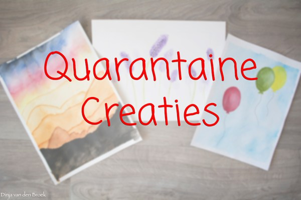 Quarantaine creaties