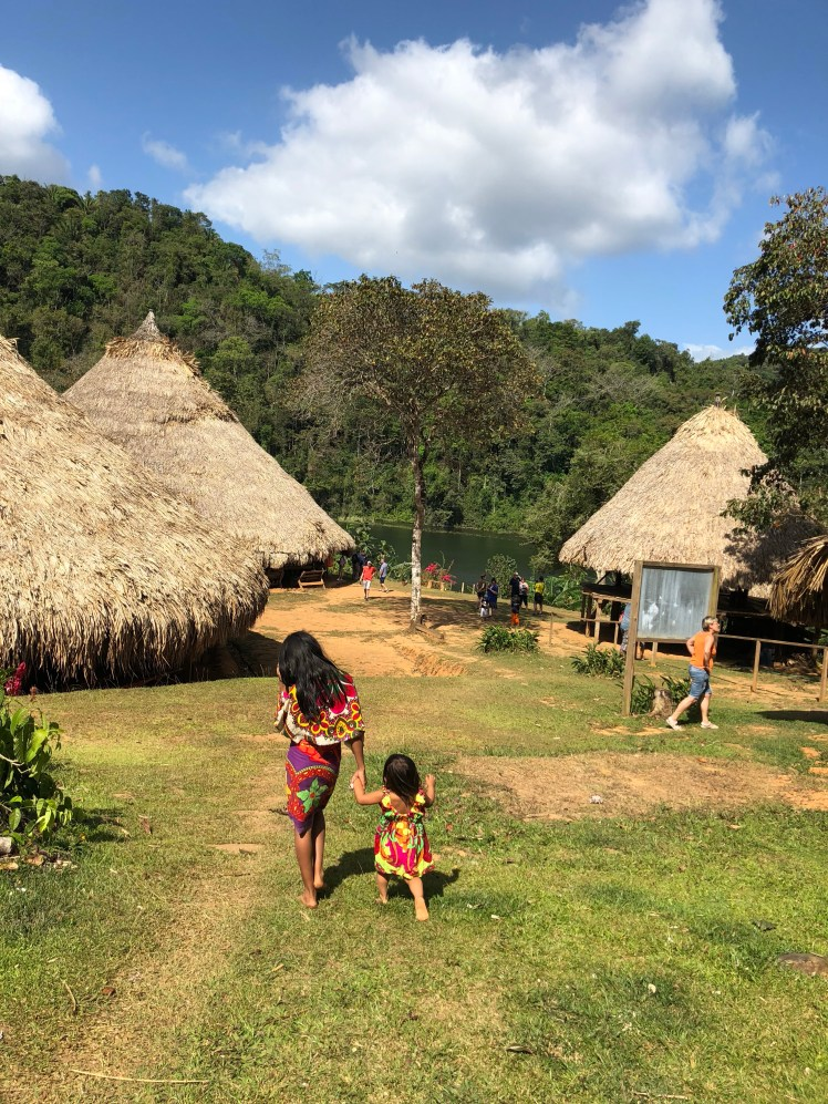 Embera Tribe's traditional, laid back lifestyle