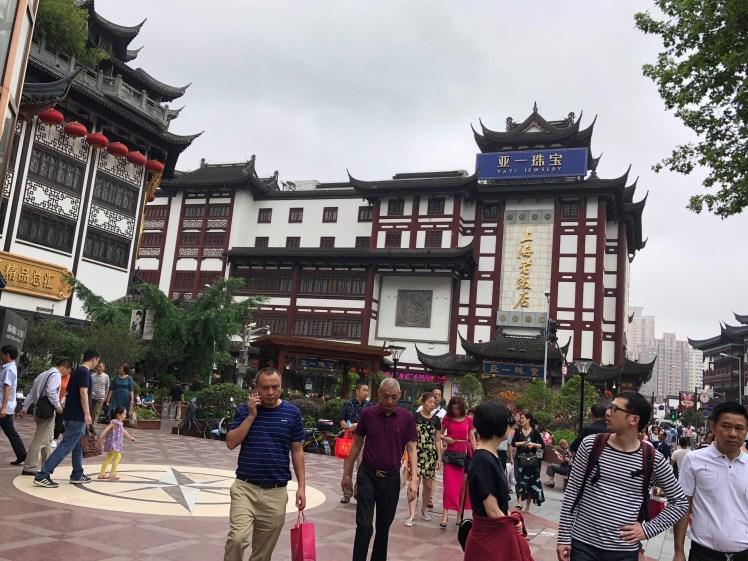 YuYuan_Buildings_Shanghai