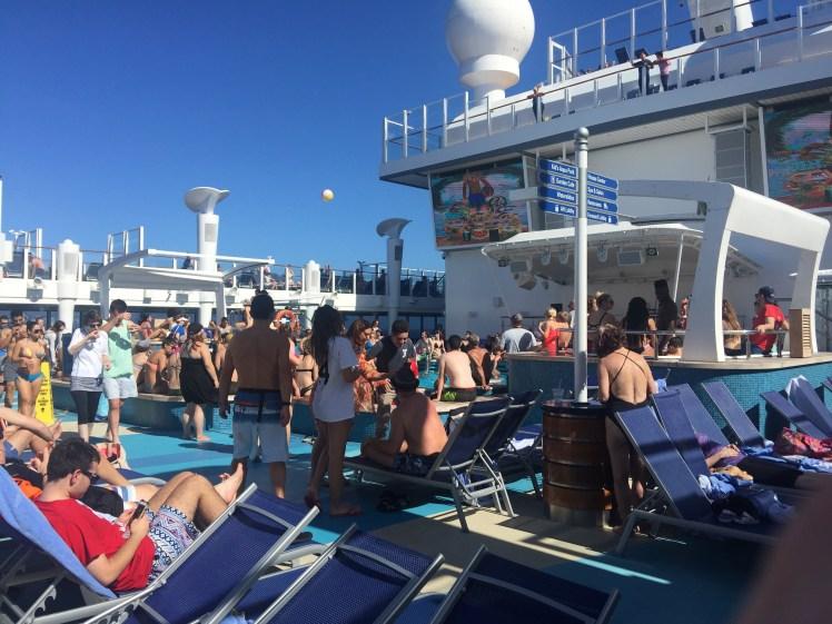 cruiseship sundeck