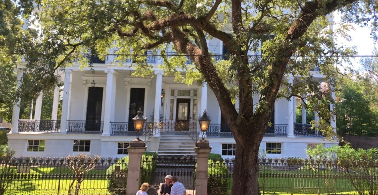 If you're a fan of the American Horror Story, you'll find filming locations in NOLa. Like the Buckner Mansion.