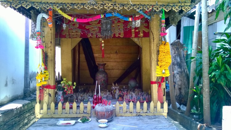 Thailand Shrine