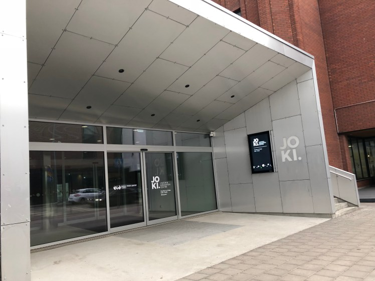 Visitor Center JOKI in Turku