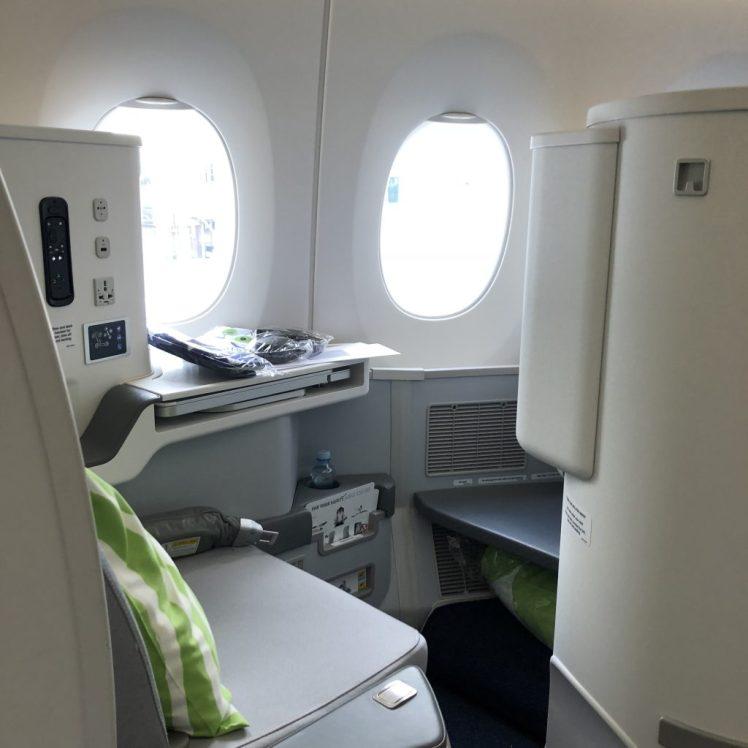 Finnair flight to Shanghai