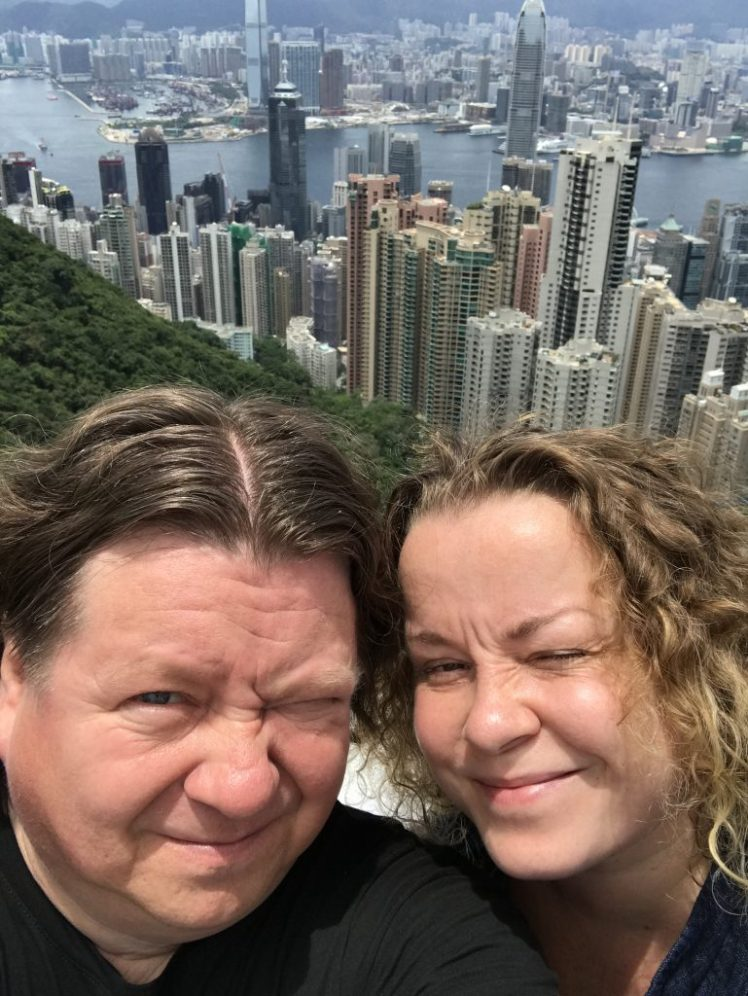 Couples travel is a fantastic way to become better persons together