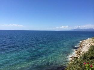 Kusadasi, small sea side town on the Eastern coast of Turkey