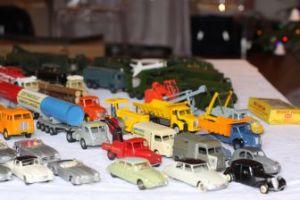 Existe-t-il beaucoup de collectionneurs de Dinky Toys ?